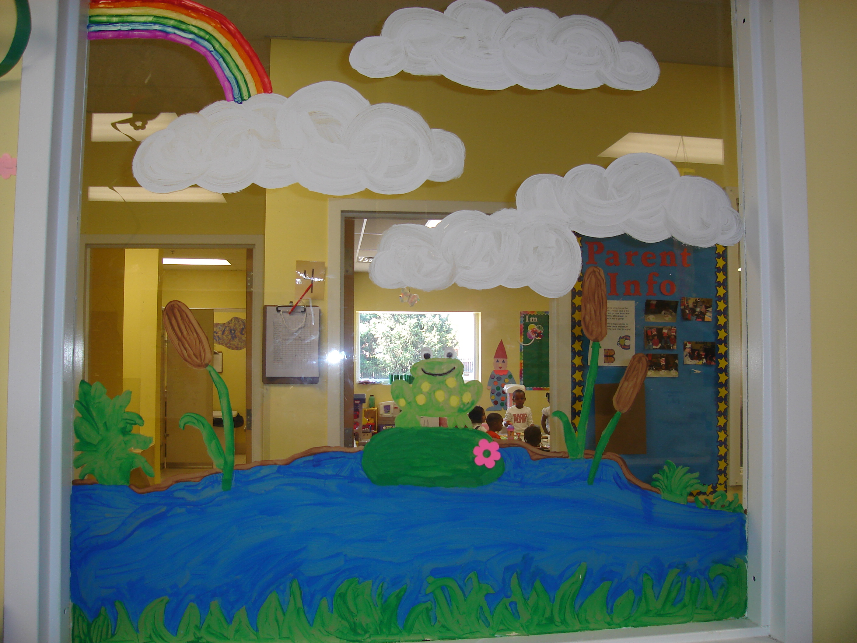 Classroom Windows Decoration Ideas : Class photos
